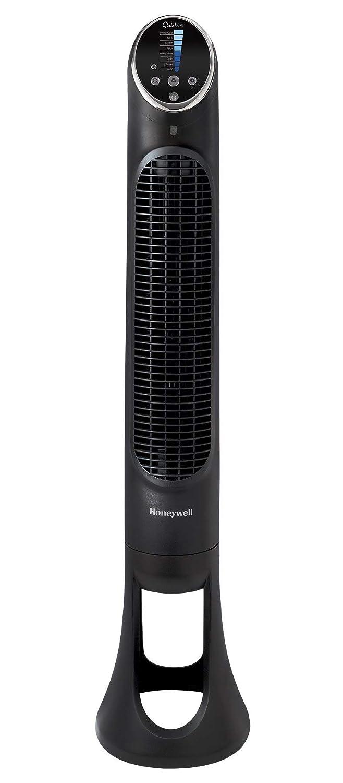 Honeywell HYF290B Quietset 8-Speed Whole-Room Tower Fan (Renewed)
