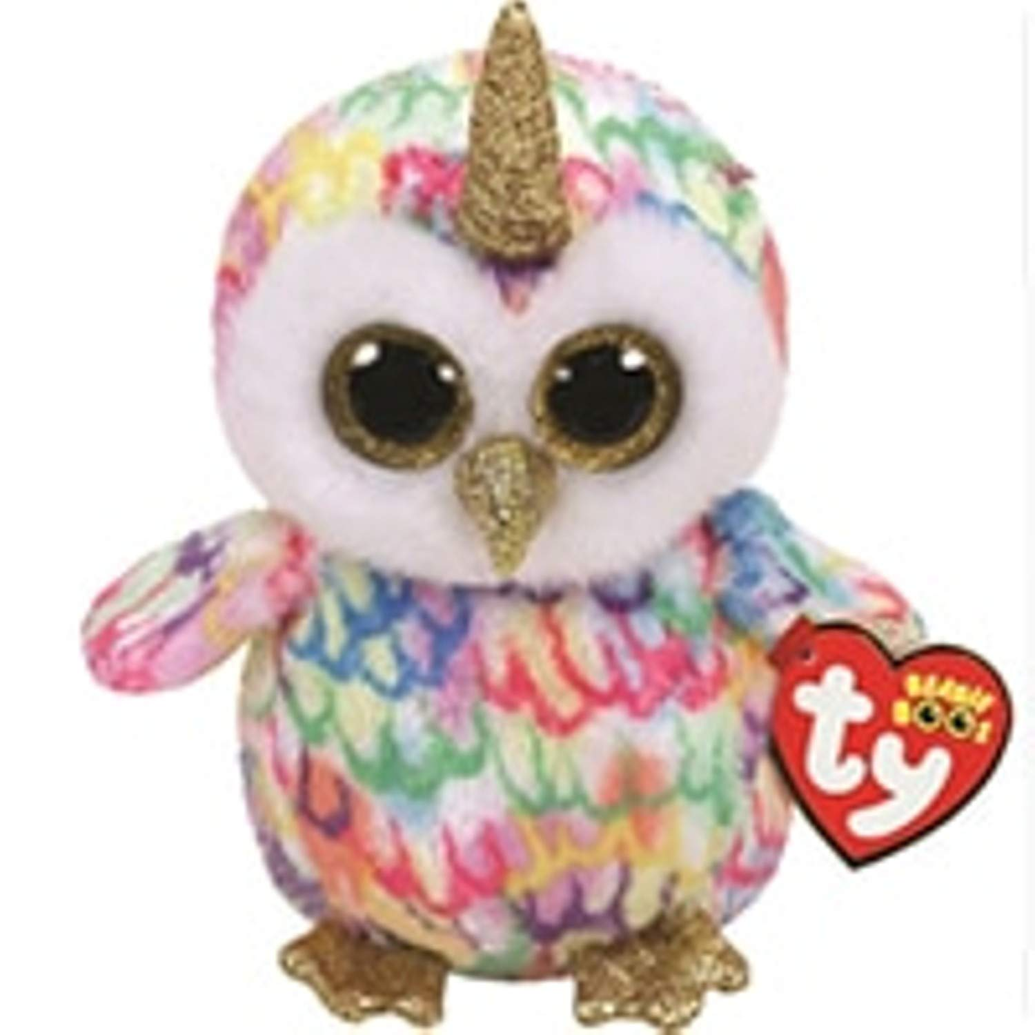 Amazon.com: JEWH Ty Beanie Boo Cinder, Saffire, Darla ,Dragon, Cat ,Blue Penguin, Owl, Pig, Unicorn, Spider, Wolf, Cat, Fox, Dog - Plush Toy Doll Stuffed ...