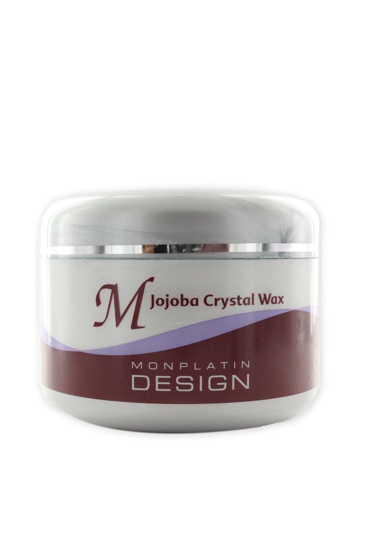 Mon Platin Design Jojoba Crystal Wax 250ml Blue Wax Brand New Mystica