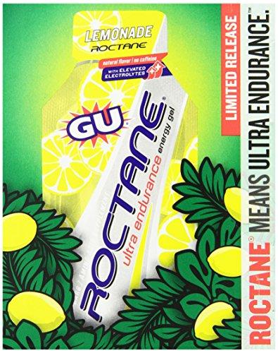 GU Roctane Endurance Energy Lemonade