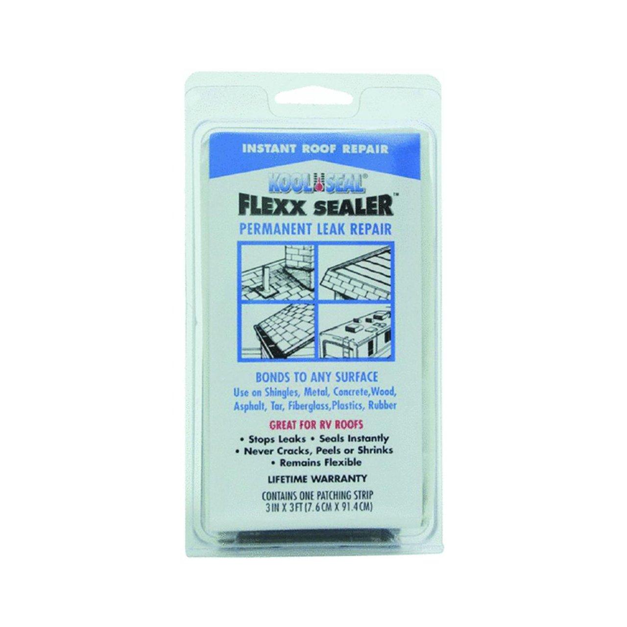 Flexx Sealer Permanent Leak Repair   Automotive Paint Sealers   Amazon.com