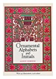 Ornamental Alphabets and Initials, Allison Harding, 0500273138