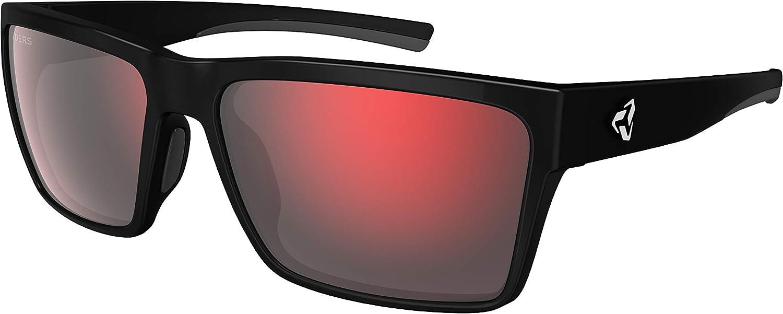Ryders Eyewear Sports Sunglasses 100% UV Protection, Impact Resistant, Large Lens Sunglasses for Men, Women - Nelson