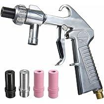 10PCS Replacement Sand Blasting Ceramic Nozzle For Sand Blast Gun 4.5mm//7m ne*P0