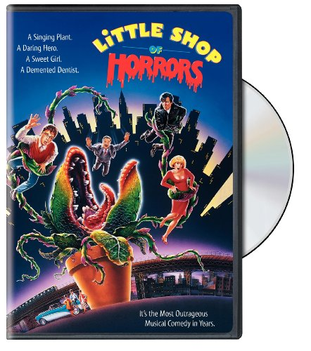 DVD : Little Shop Of Horrors [1986] [Widescreen] [Repackaged] [Eco Amaray] (, Dubbed, Dolby, AC-3, Repackaged)