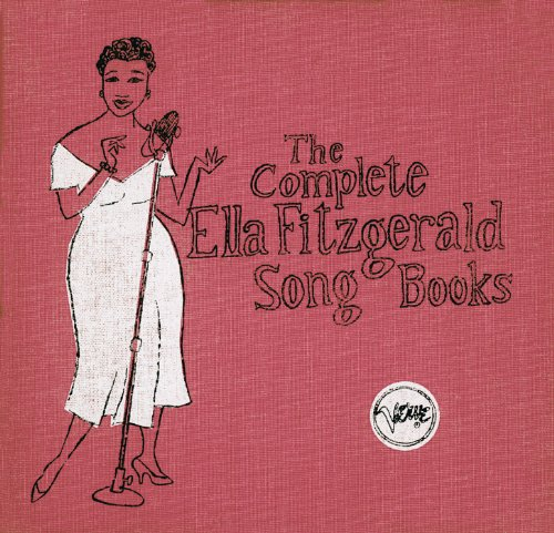 Cover of The Complete Ella Fitzgerald Song Books