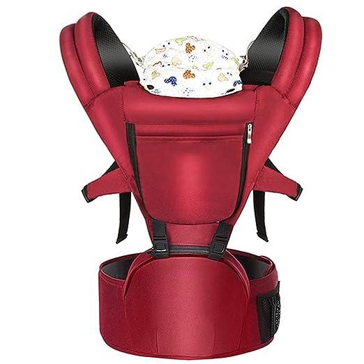 ZXPYZ Porta Bebé 3D Tejido de Red para bebés de 3,5 a 20 kg ...
