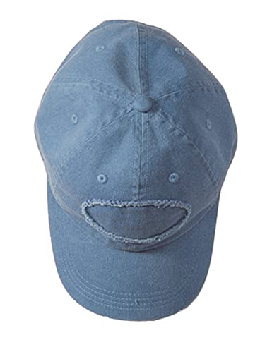 Authentic Pigment Raw-Edge Patch Baseball Cap at Amazon Men s Clothing  store  a246d6eedcab