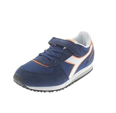 Diadora malone jr scarpe sportive bambina strappo