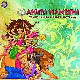Mahishasura Mardini Stotra Om Voices mp3 download