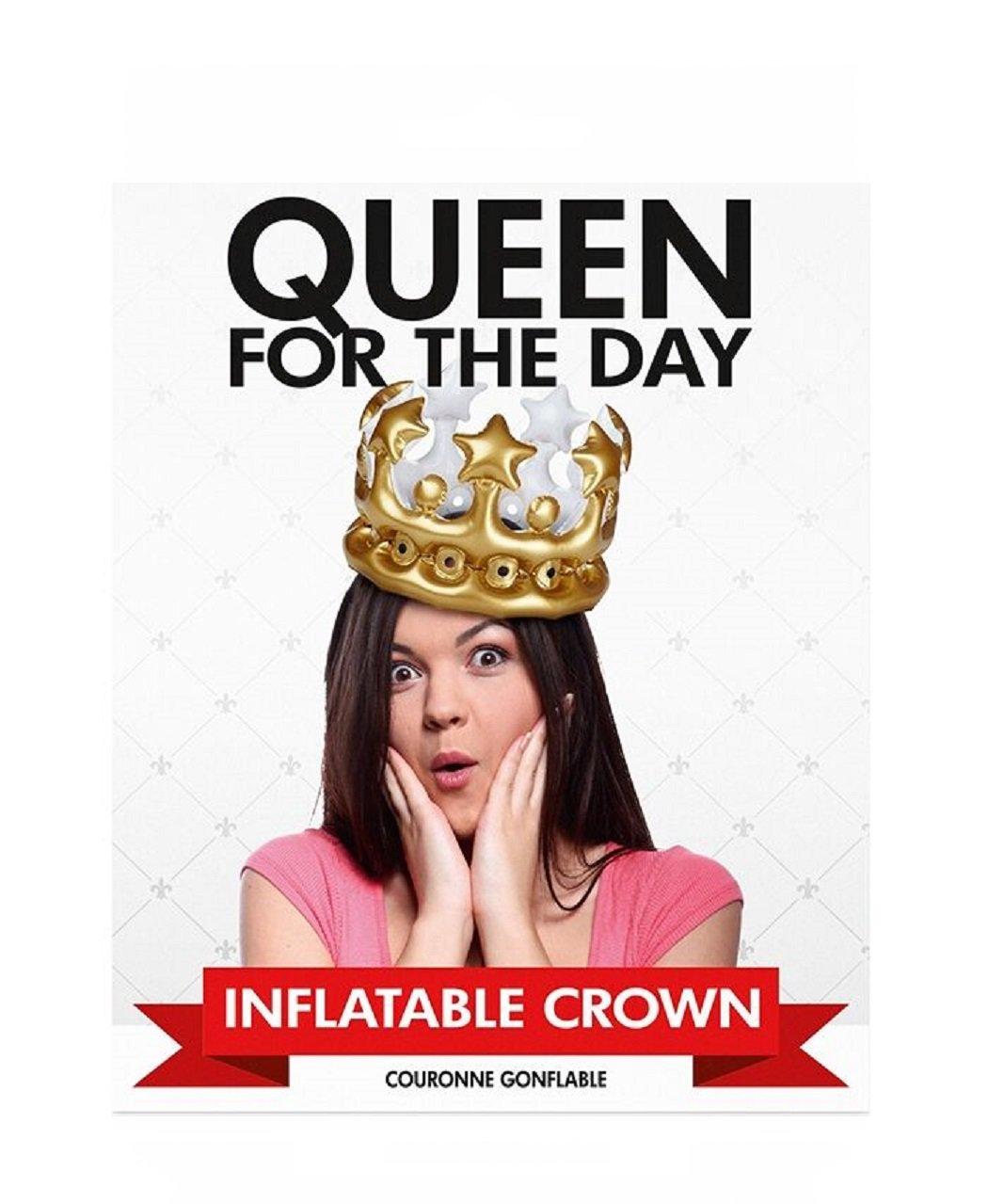 Precio en el Palo Hinchable Corona Queen For The Day | Party Artículo | Carnaval para Fiesta temática | Cumpleaños | junggesellen | | Reina del Día