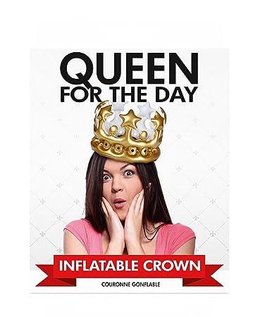 Preis Am Stiel Aufblasbare Krone Queen For The Day