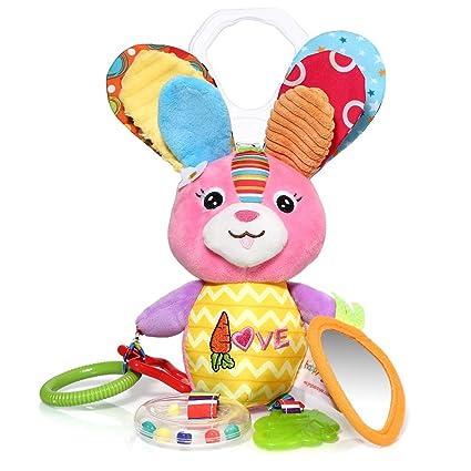 Amazon.com: Zimeih Juguetes para bebé, juguete de actividad ...