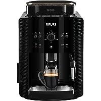 Krups Roma EA81M8 Espressomachine 1,7 l, 3 temperatuurniveaus, 3 gemalen texturen, zwart