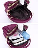 EasyHui Nylon Small Crossbody Bag Shoulder Bag