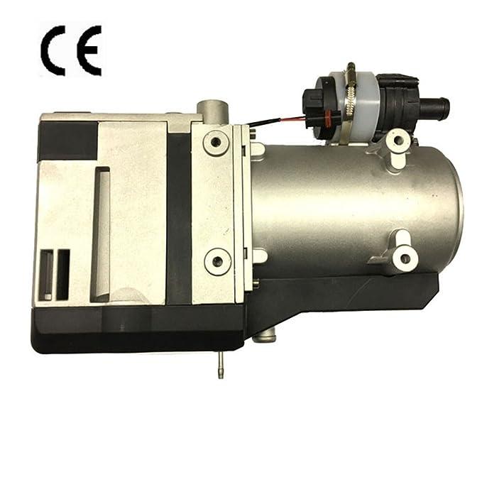 Nueva alta diesel calentador de agua Líquido aparcamiento 9 kw24 V para autobús o barco: Amazon.es: Coche y moto