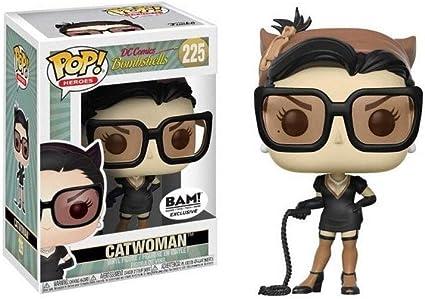 Vinyl DC Bombshells Catwoman Collectable Figurine Model No 225 Funko POP