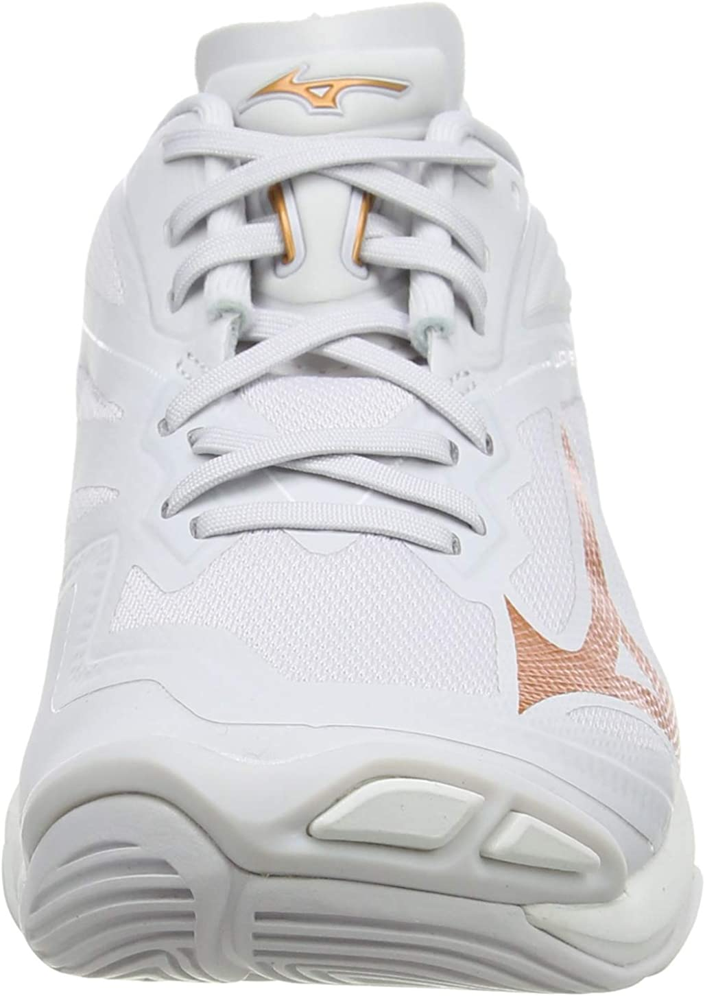 Wei/ß Nimbus Cloud//10135c//Wht 52 Mizuno Damen Wave Lightning Z6 Volleyballschuhe 38.5 EU
