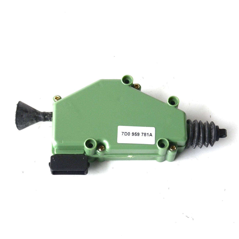 Zentralverriegelung Motor ZV Stellmotor 7D0959781A, 701959783A Auto parts-GLD