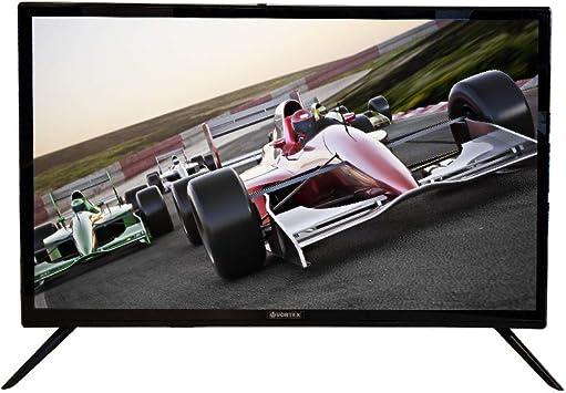 Smart TV 32 Pulgadas Vortex V32SM60DC | Panel LED con Resolución HD 1366x768pp | Sistema operativo Android 7.1.1, | Ci+, DVBC/T2 | Conexión WiFi, ...