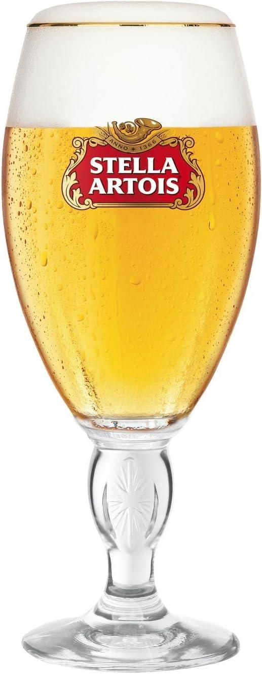 Stella Artois Trappist Belgica Cerveza Glass Vaso de Cerveza 33cl
