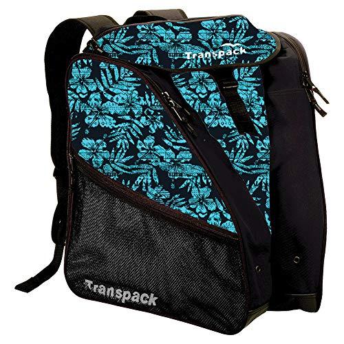 (Transpack XTW Womens Ski/Snowboard Boot and Gear Bag 2017 (Teal Tiki))