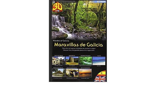 maravillas-de-galicia-espanol-ingles: José María / Demarteau, Amandine Lourido González: 9788461197460: Amazon.com: Books