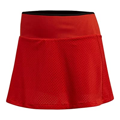 adidas Women`s Barricade Tennis Skort Scarlet-(CE1452-S18)