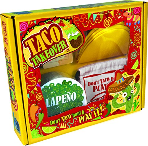 - Haywire Group Taco Takeover Board Game