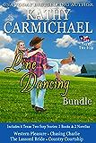 Line Dancing Bundle: (Box Set Prequel & Books 1-3) (The Texas Two-Step Series)