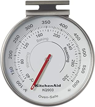 KitchenAid KQ903 3-Inch Dial Oven Thermometer