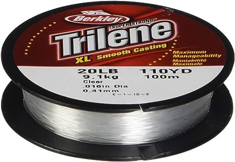Berkley Trilene XL Smooth Casting Clear Fishing Line
