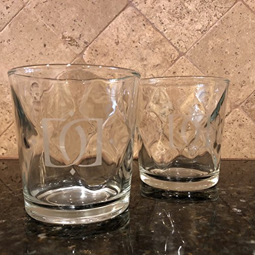 Drambuie Scotch Whiskey Glasses (Set of 2)