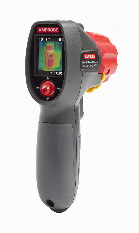 Amprobe IRC-120 Thermal Camera w/ 20,480 Pixels; 14 °F to 932 °F, Data Storage by Amprobe