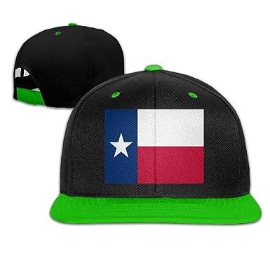 Gorra Trucker Cap Gorra béisbol Transpirable Flag of Texas Adult ...