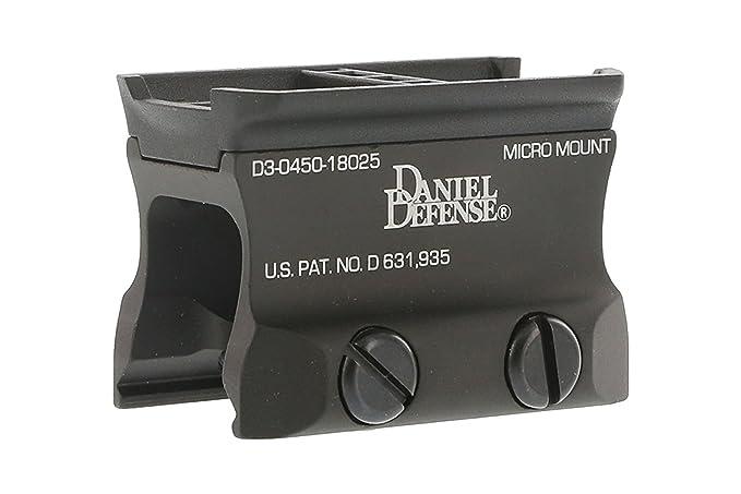 03-045-18025 Daniel Defense Aimpoint Micro Mount w Spacer