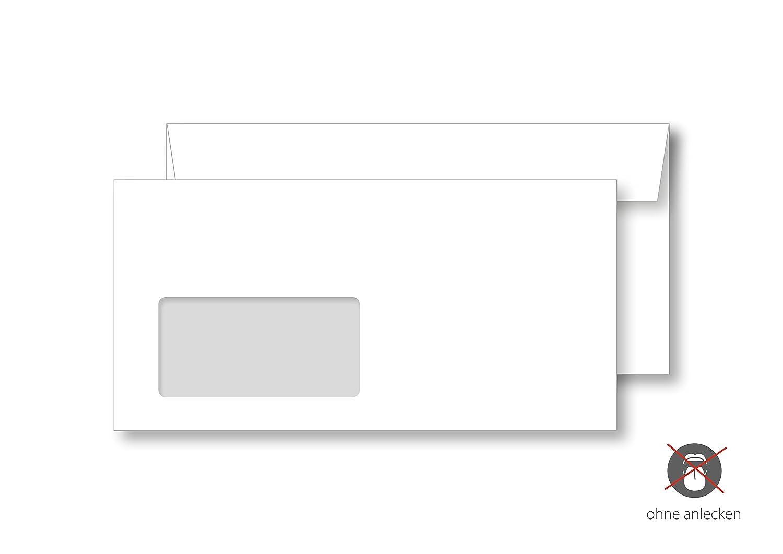 1000 Briefumschläge DIN C6 ohne Fenster, selbstklebend mit mit mit Abziehstreifen, somit sehr gut gegen Austrocknen geschützt B07DFJ425W | Der Schatz des Kindes, unser Glück  d461bb