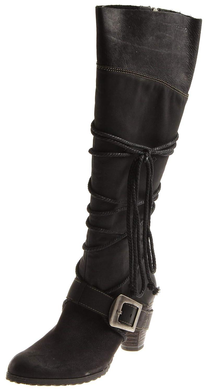 Tamaris 1-25580 Damen Schuhe Winterstiefel Stiefel Schuhe Damen klassisch Langschaft 2fc7eb