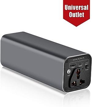 Sikon AC Outlet Portable Laptop Power Bank
