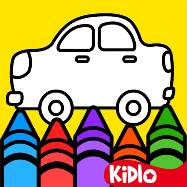 Amazon Com Kidlo Coloring Games For Kids And Drawing Book For Toddlers Appstore For Android