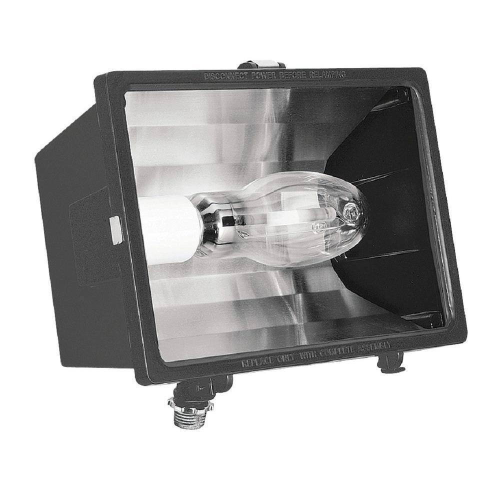 150-Watt Outdoor Bronze High Pressure Sodium Small Floodlight --P#EWT43 65234R3FA236416