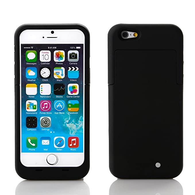Jga iPhone 6 mAh batería - 3800 mAh recargable Batería ...