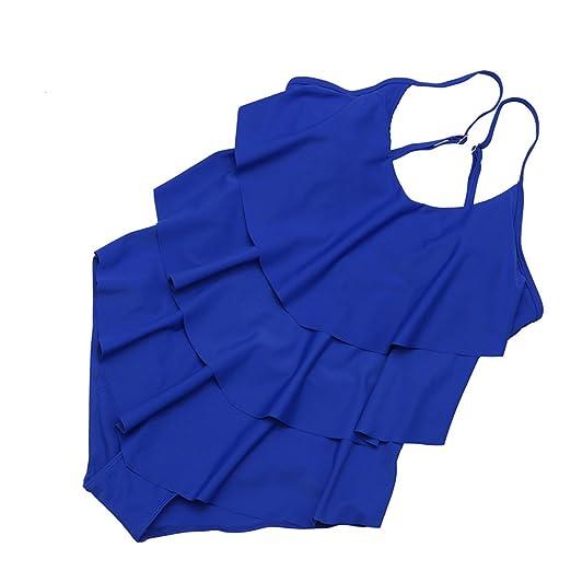 ad49c18c40a Amazon.com: Dormery Swimsuit Mature Women Cover Belly Swimwear ...