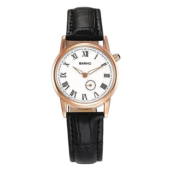Oro Online Shopping de relojes para mujer mujeres gesch?FTS de cuarzo de aleación cristal