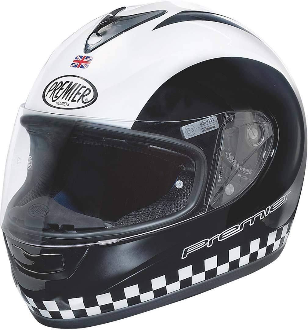Premier Monza Helm PREMIER Rü ckseite, mehrfarbig XL mehrfarbig APINTMONFIBRET00XL