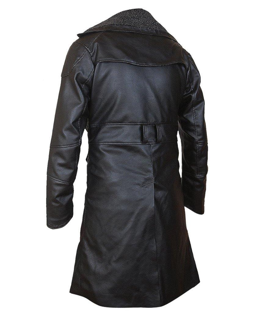 Blade Open Faux Fur Men's Runner 2049 F Lined Front amp;h Coat 80mNnvw