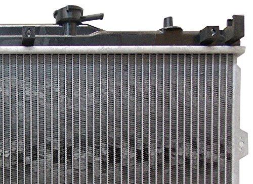 Sunbelt Radiator For Kia Spectra Spectra5 2784 Drop in Fitment