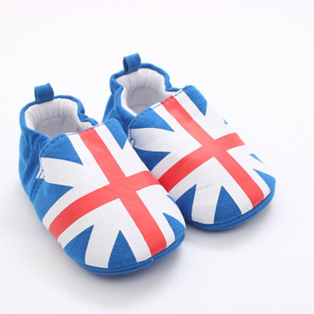 Yulan cómodo bebé transpirable antideslizante suave zapatos de ...