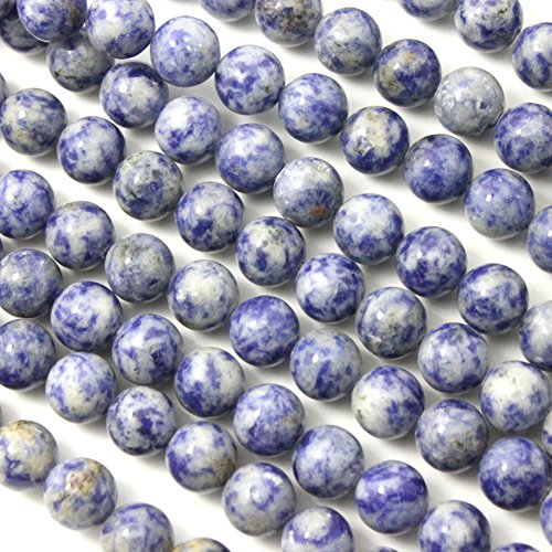 Natural African Sodalite Round 10mm 6mm 8mm for Necklace Gemstone Loose Beads - Round Beads Gemstone Necklace
