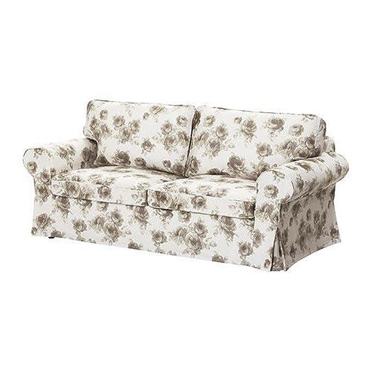 Funda para IKEA EKTORP para sofá cama Norlida 502.266.62 ...